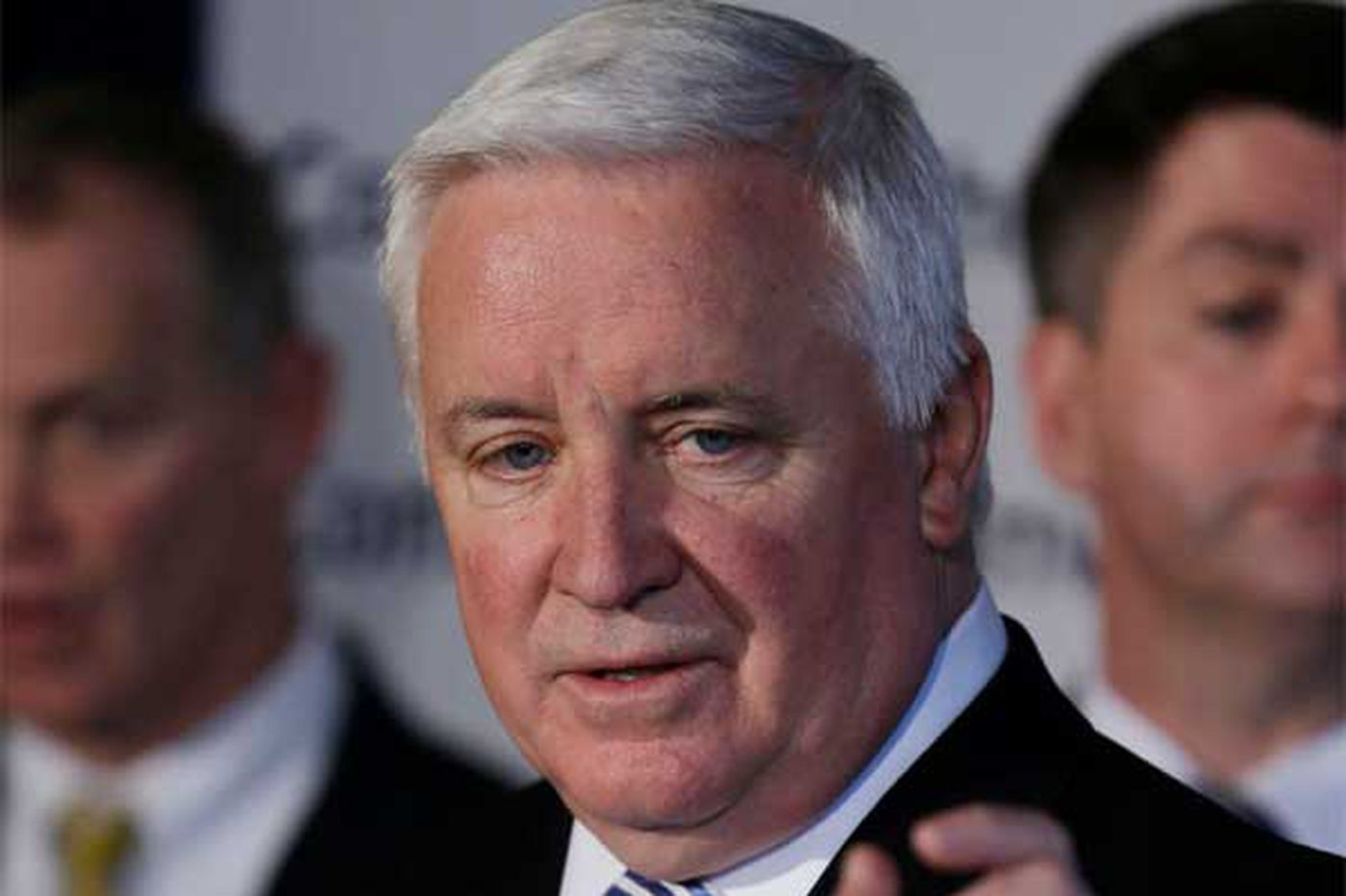 Corbett to Malvern audience: Dems twisted my words