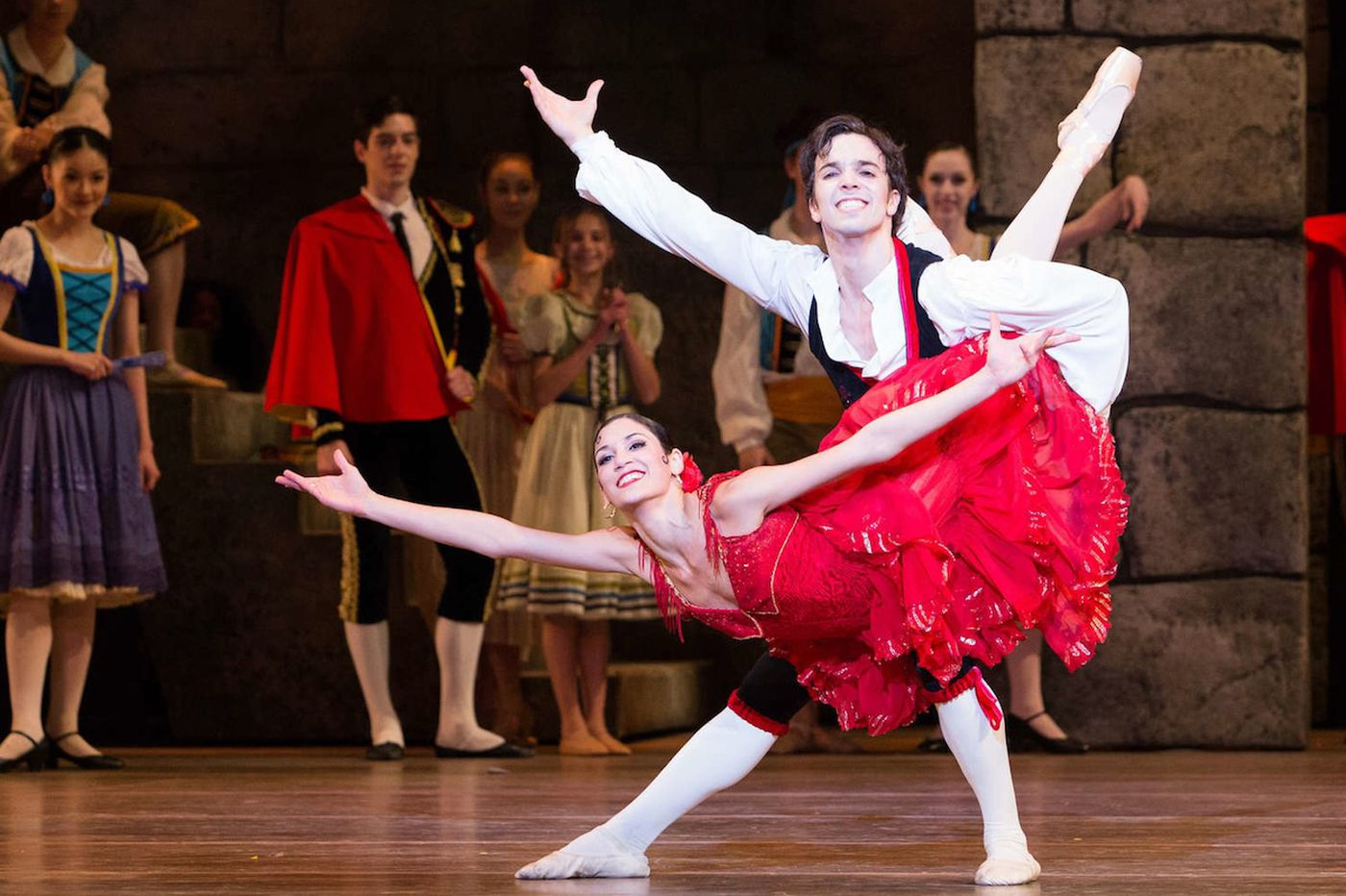 Pa. Ballet's 'Don Quixote': Much to like, great to see