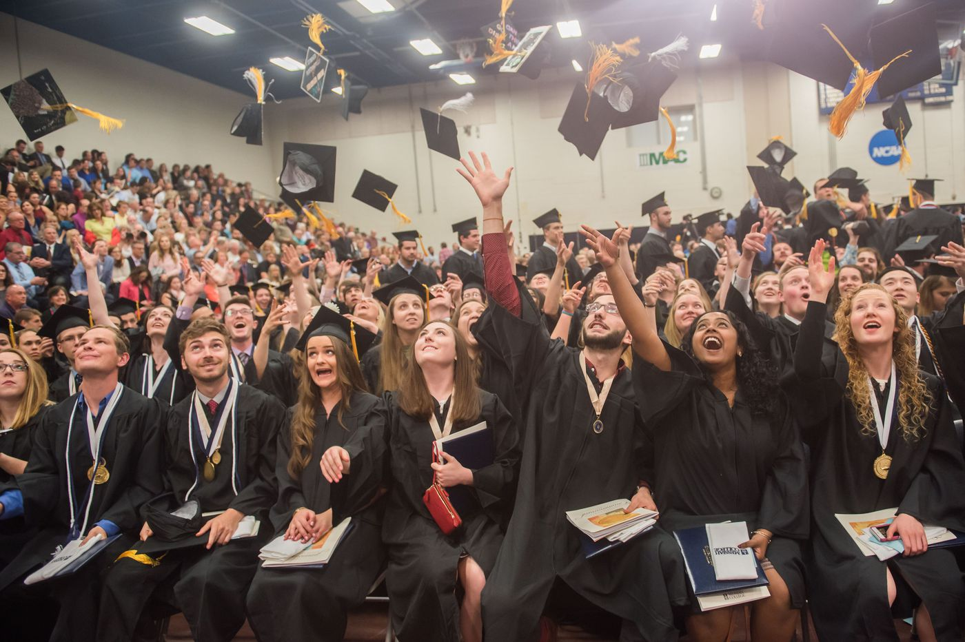 Two Pa. colleges offer new way to pay for school; graduates pay from future earnings