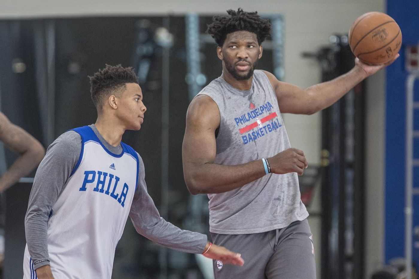 Sixers' fate still centered on transcendental potential of Joel Embiid   David Murphy