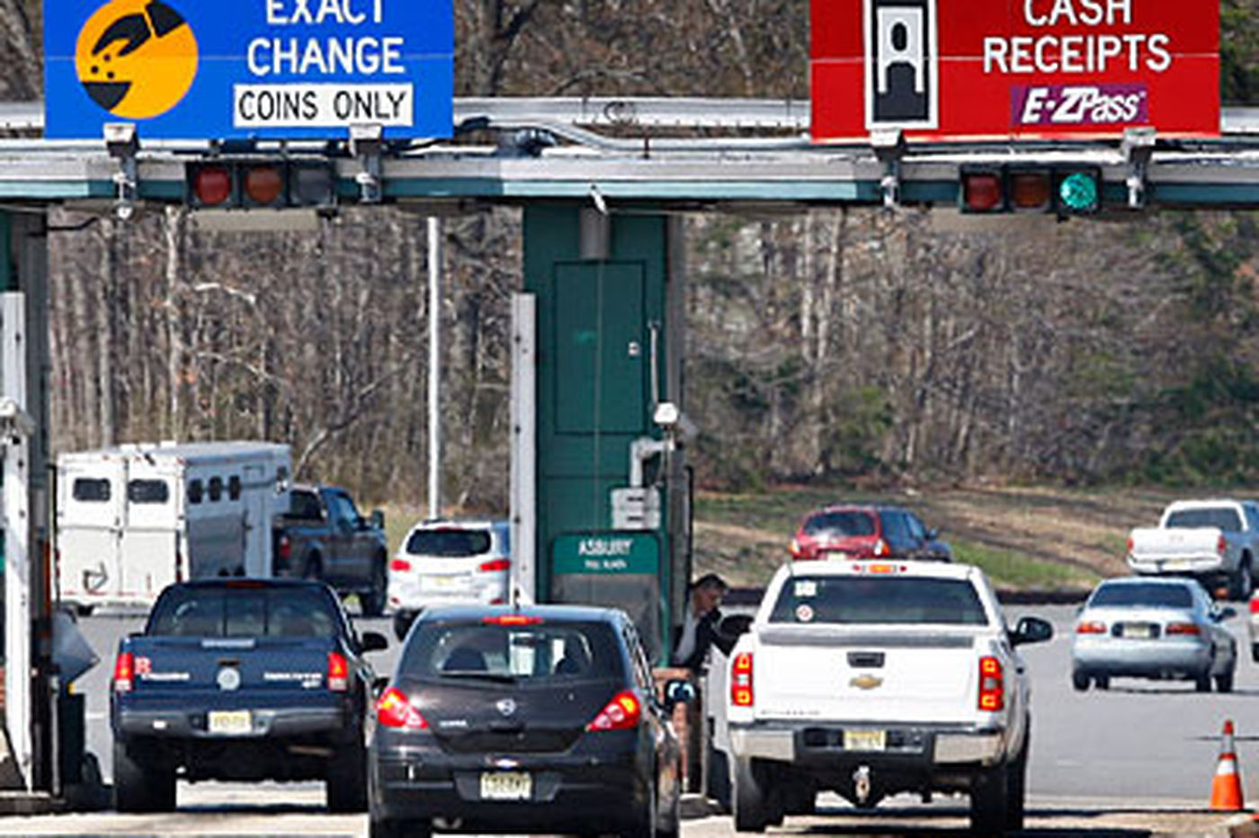 As bells toll in the new year, N.J. road tolls will rise