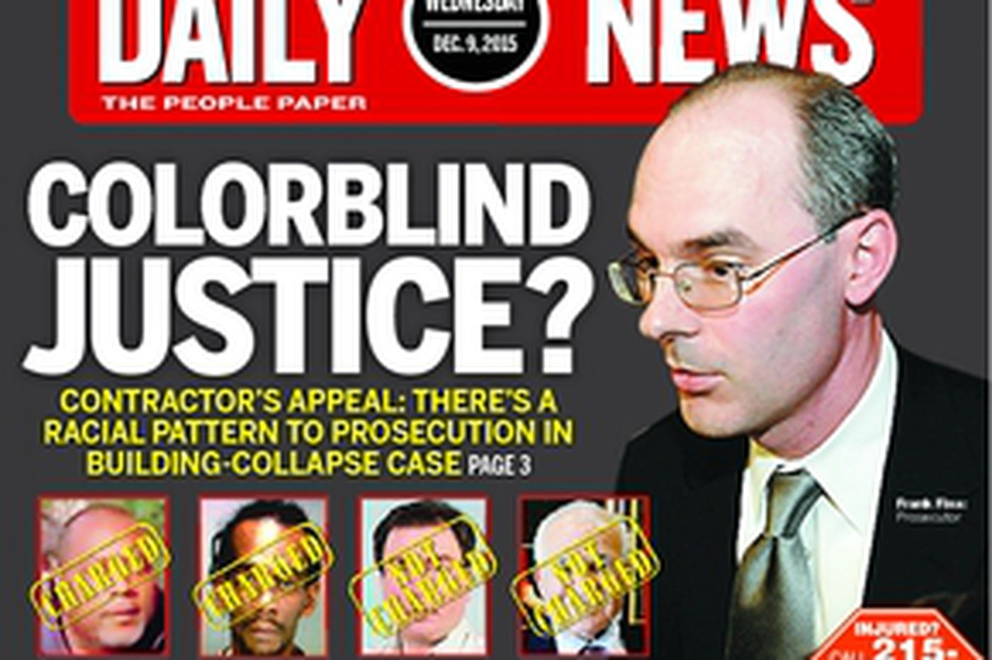 Dailynews Monthly Covers 12/09/15