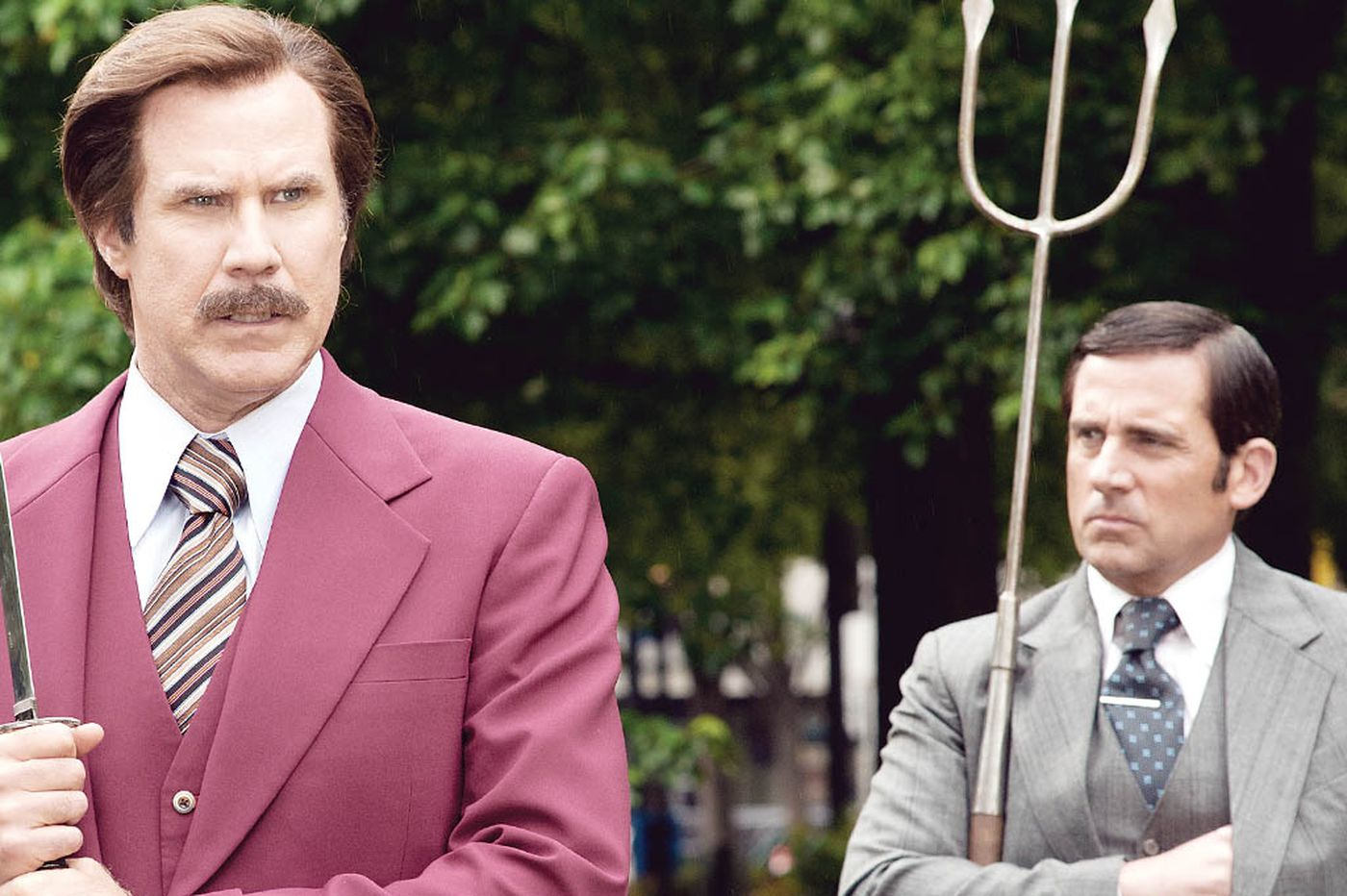 More goofball laughs in 'Anchorman 2'