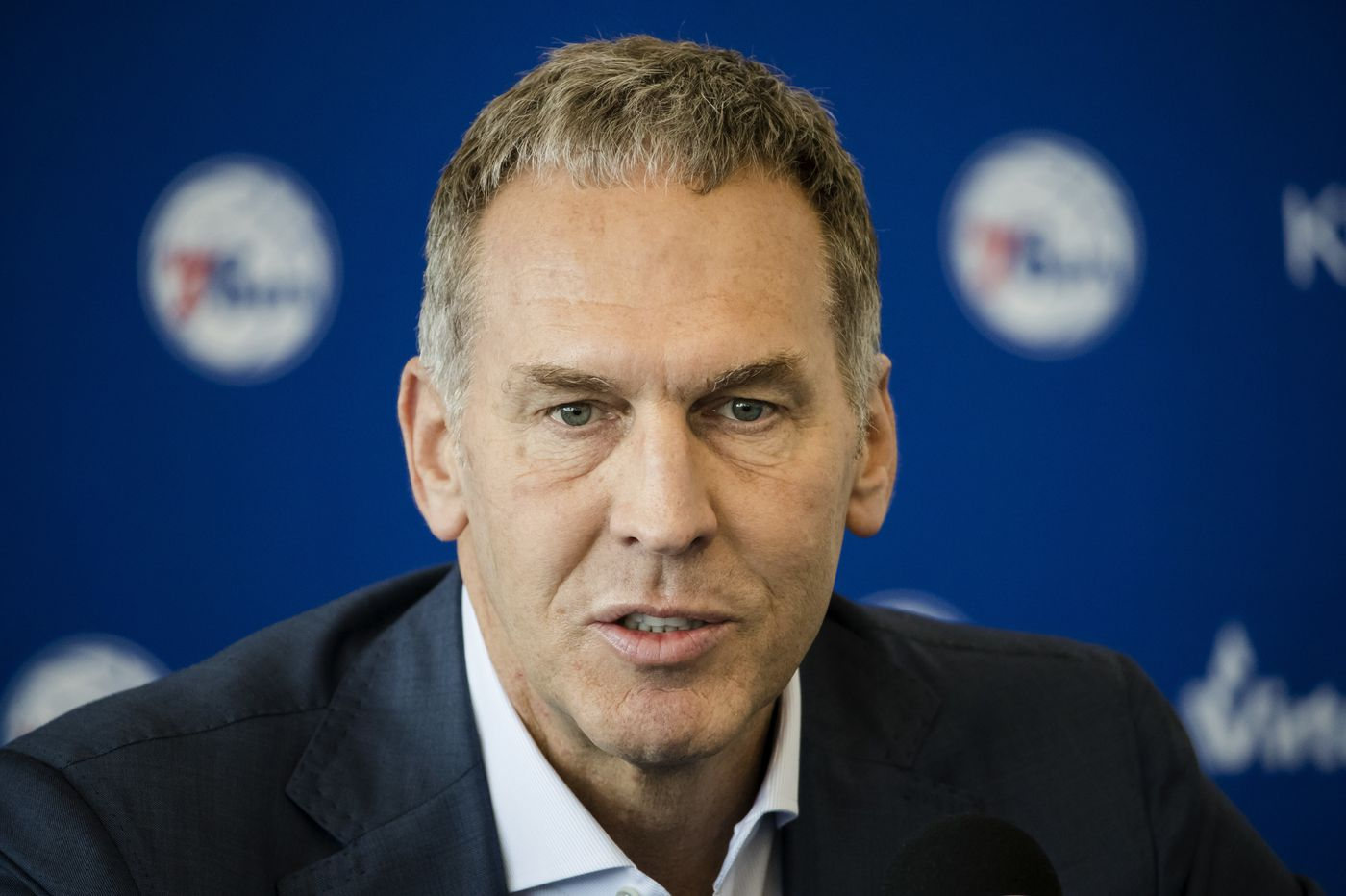 Could Bryan Colangelo have saved his job if he handled Twittergate differently, throwing his wife under the bus? | Marcus Hayes