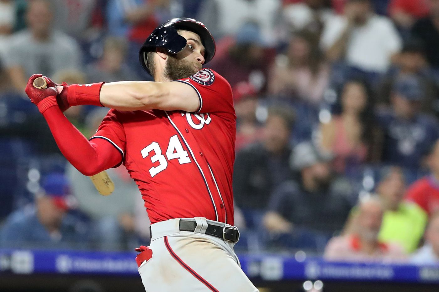 Bryce Harper is a 'franchise-altering' player who makes the Phillies World Series contenders | Scott Lauber