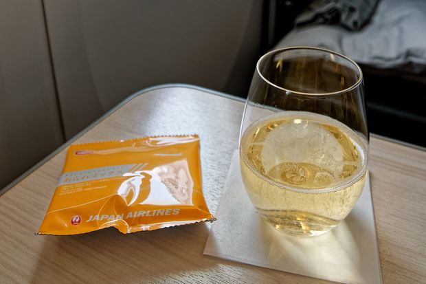 Some things to consider about alcohol on planes