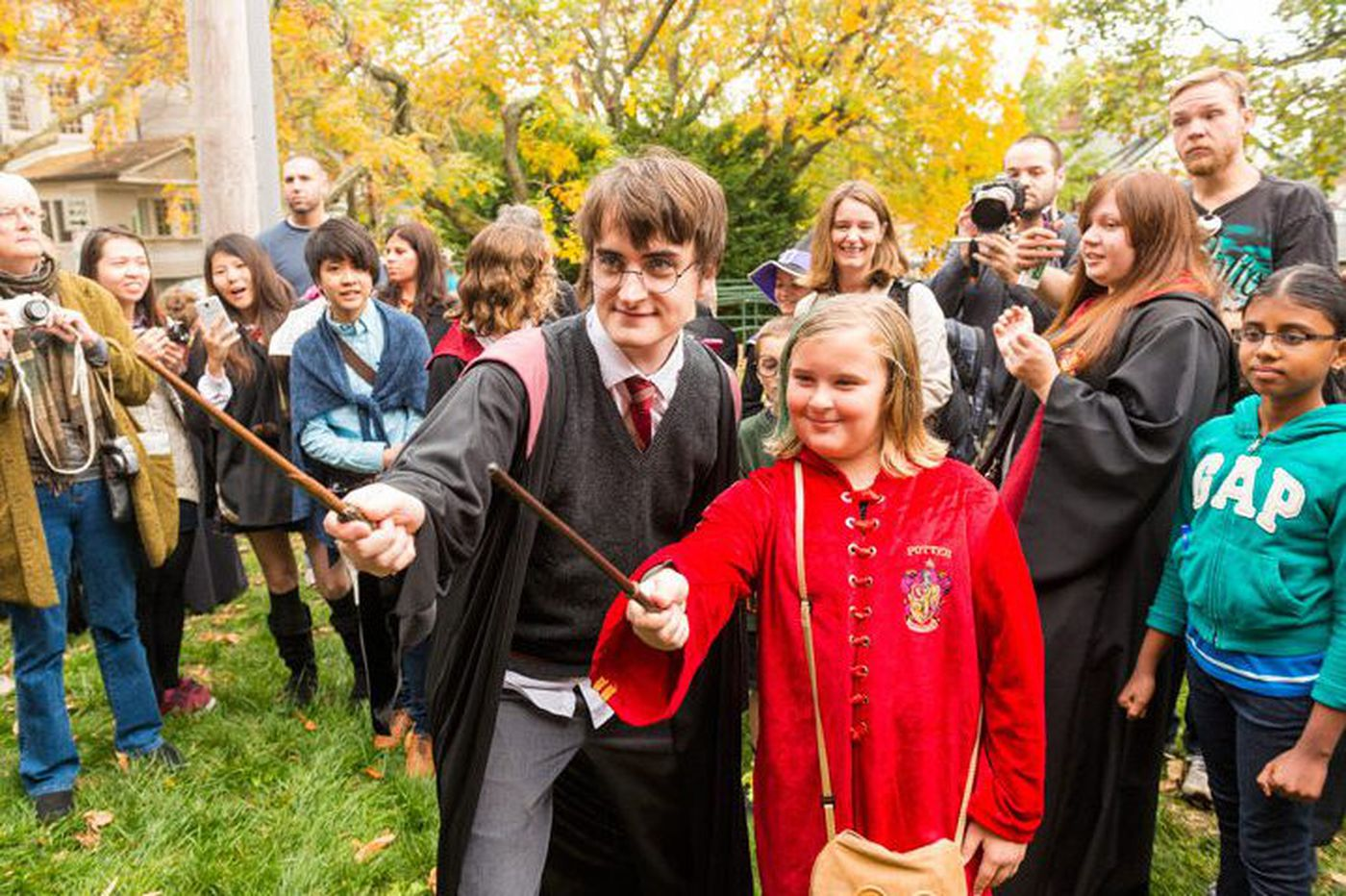 Here's what is replacing Chestnut Hill's Harry Potter festival