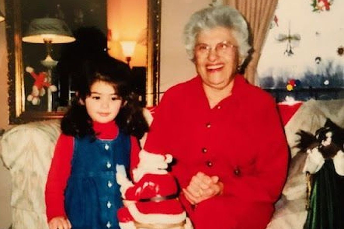 Sarah Nader, 107, served in World War II and lived a life full of laughter