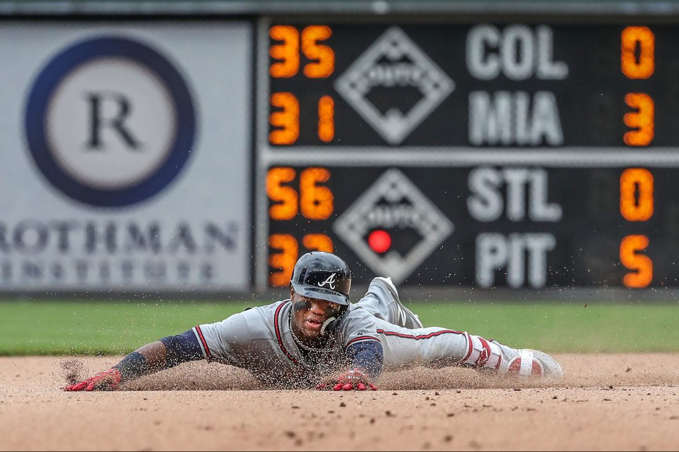 Phillies even with Braves, but only in standings | Bob Brookover