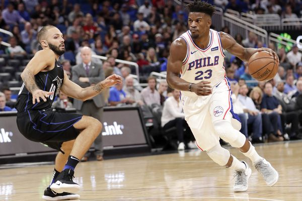 Sixers fall to Magic to spoil Jimmy Butler's debut