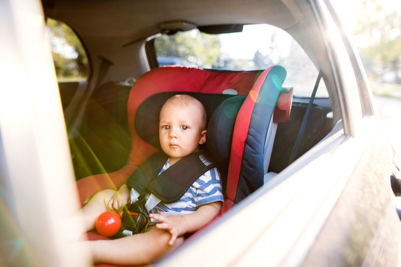 How do some parents leave their children behind in hot cars? It's in the brain.