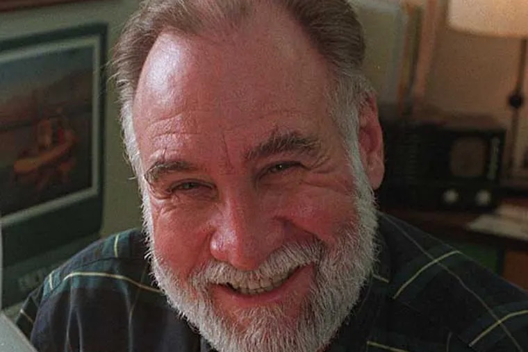 Former Philadelphia Inquirer editorial cartoonist Tony Auth won the Pulitzer Prize in 1976.