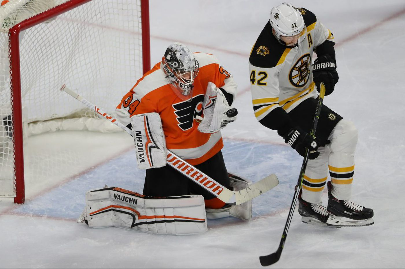 Flyers 4, Bruins 3: Four quick observations from Philly's overtime win