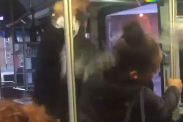 SEPTA probes hitting incident aboard a Route 57 bus