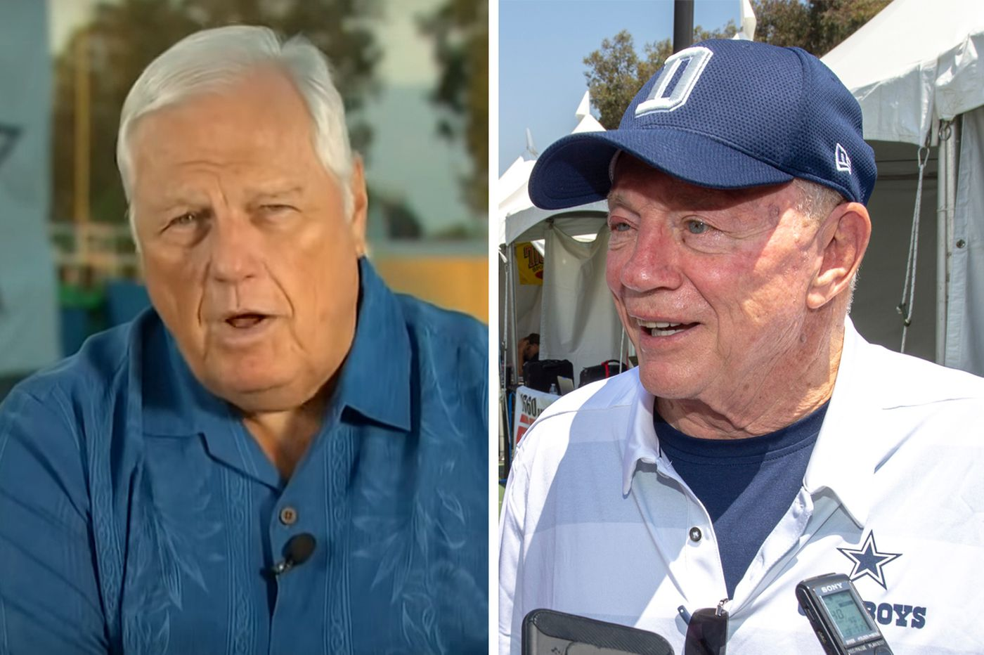 Dallas anchor Dale Hansen calls out Jerry Jones: You can beat a woman and play for the Cowboys