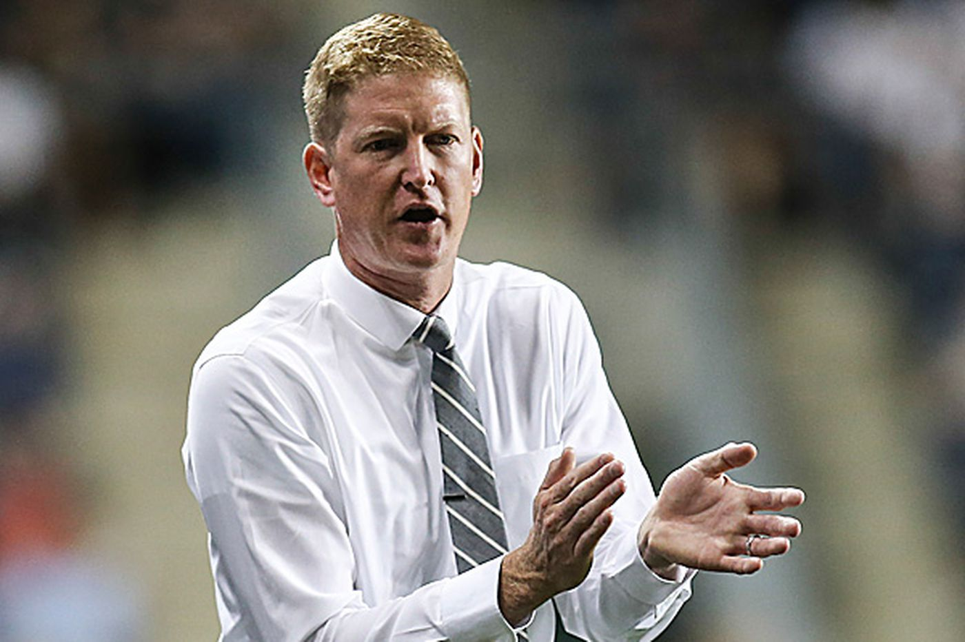 Union manager Curtin taking Open Cup final seriously