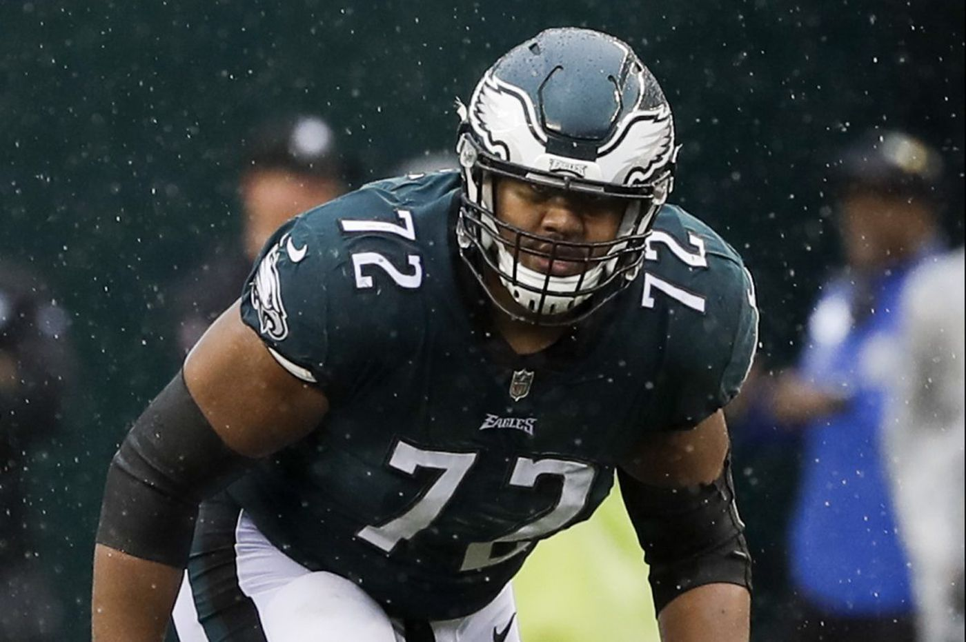 Eagles film breakdown: Big improvement for 'Big V,' Halapoulivaati Vaitai