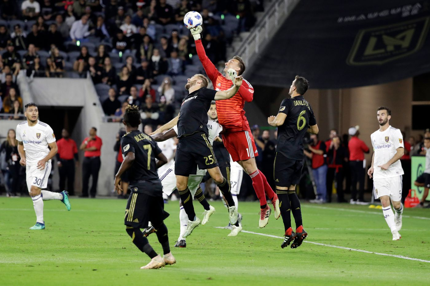 South Jersey's Tyler Miller impresses USMNT coach Gregg Berhalter in helping LAFC to top of MLS