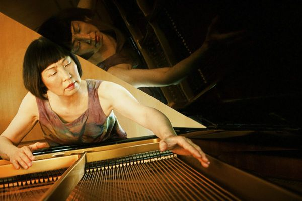 At the Barnes, George Crumb and Margaret Leng Tan and the persistence of melody