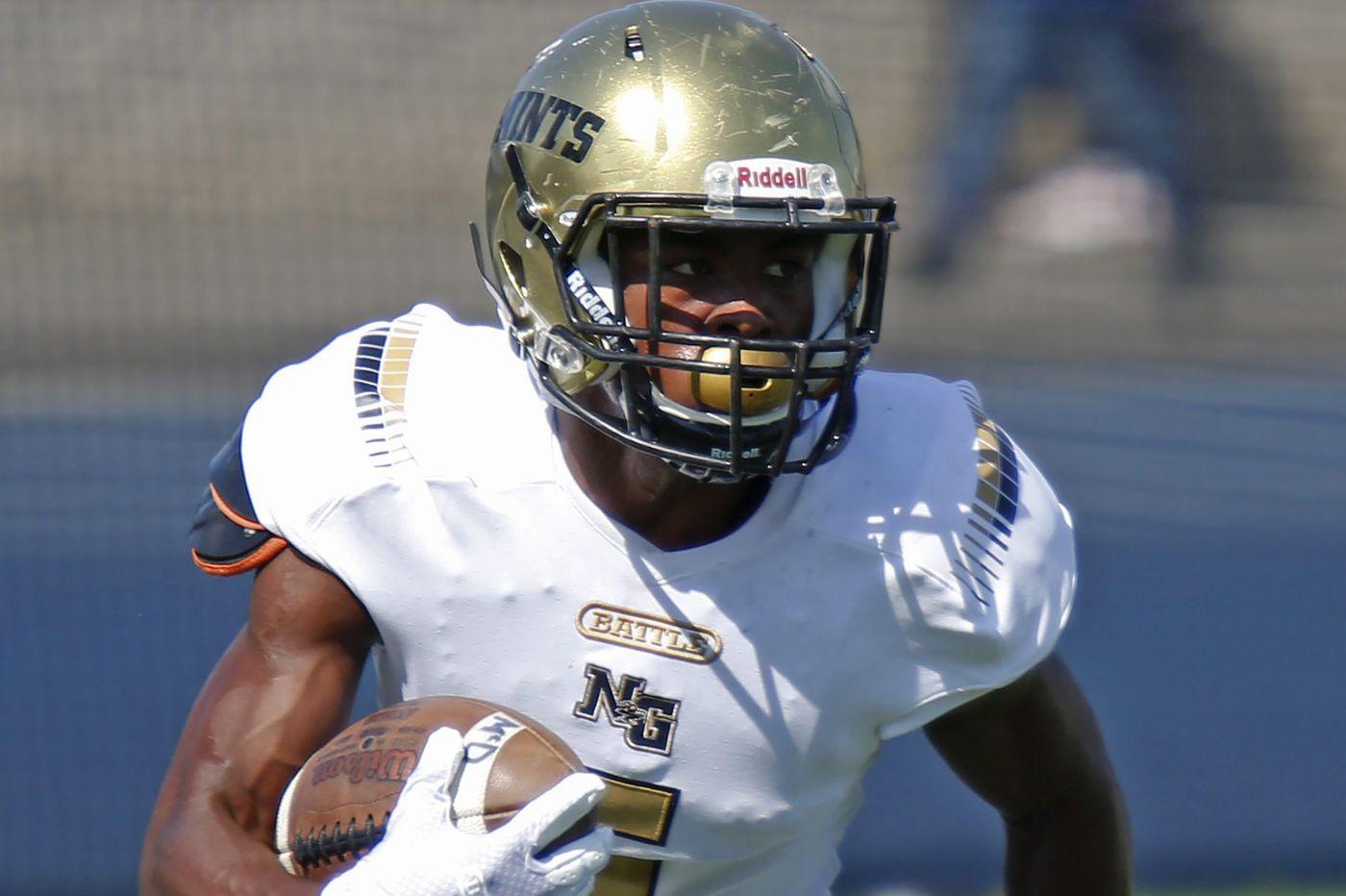 Neumann-Goretti's Tysheem Johnson recalls his six-touchdown day
