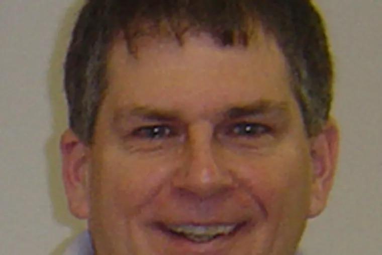 Edward V. McGroarty III, executive in food service.