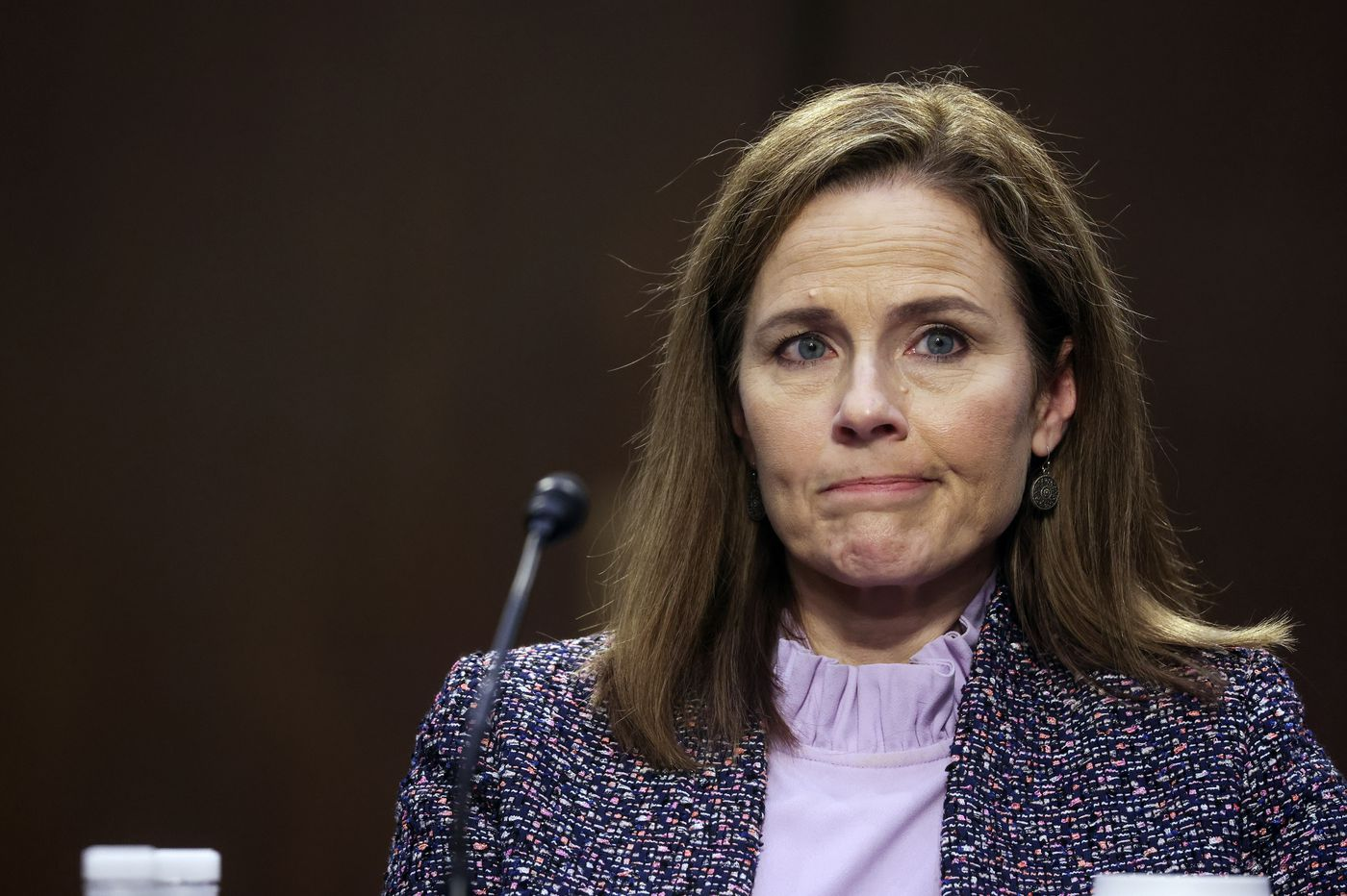 Amy Coney Barrett's laundry is none of Sen. John Kennedy's business | Opinion