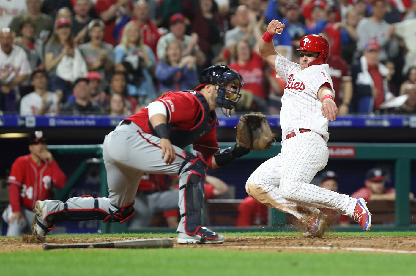 We'll know where the Phillies stand after facing the Nationals, Dodgers and Pirates | Extra Innings