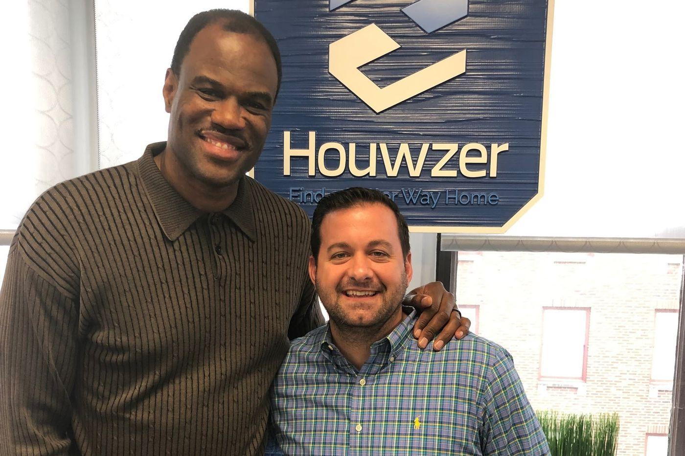 Philly start-up Houwzer draws $4.5M from basketball great David Robinson and local investor Ira Lubert