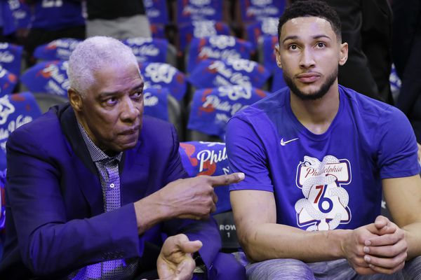 Julius Erving remains high on Ben Simmons and Sixers