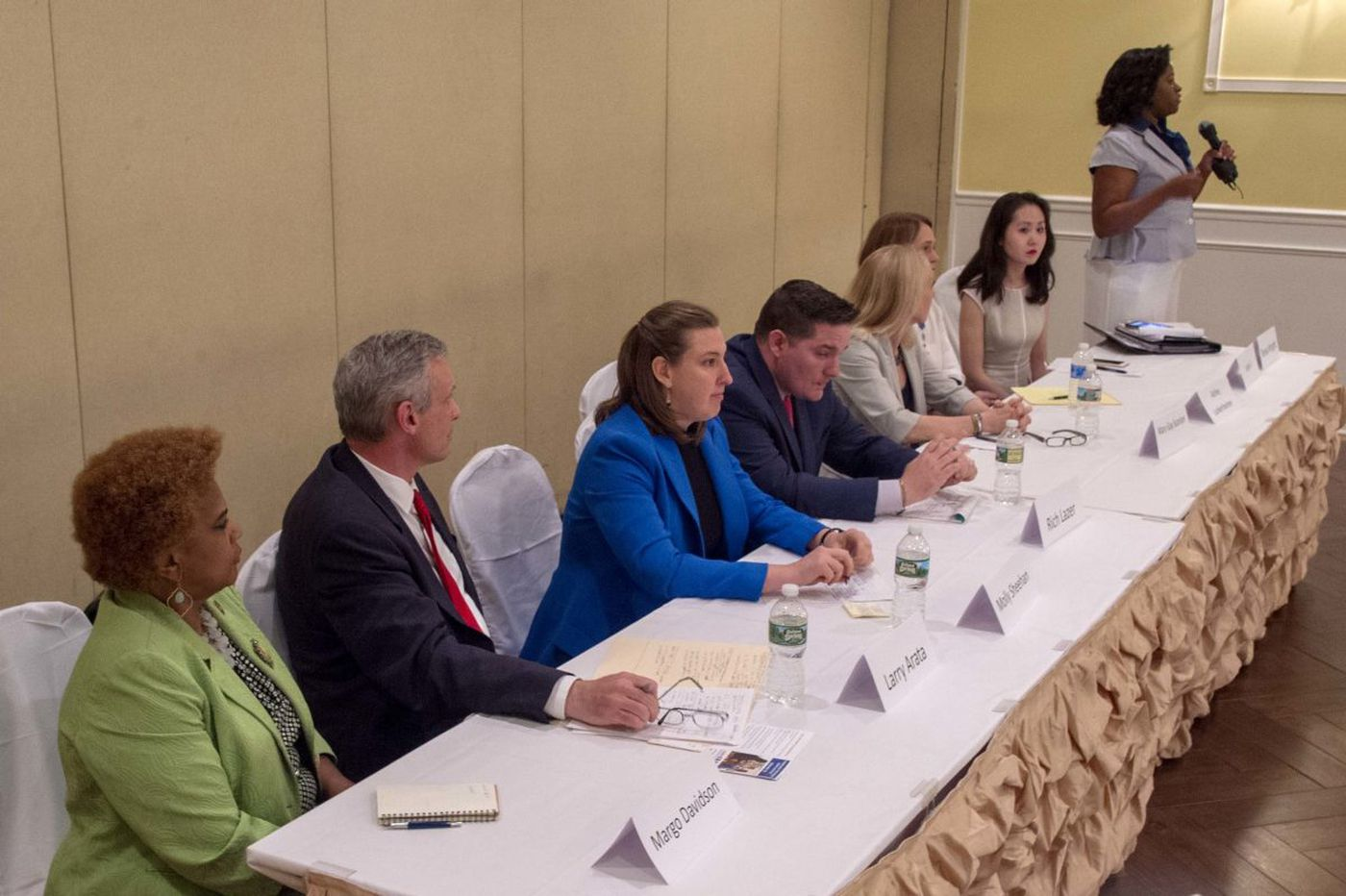 Three crazy things from South Philly Dem congressional debate