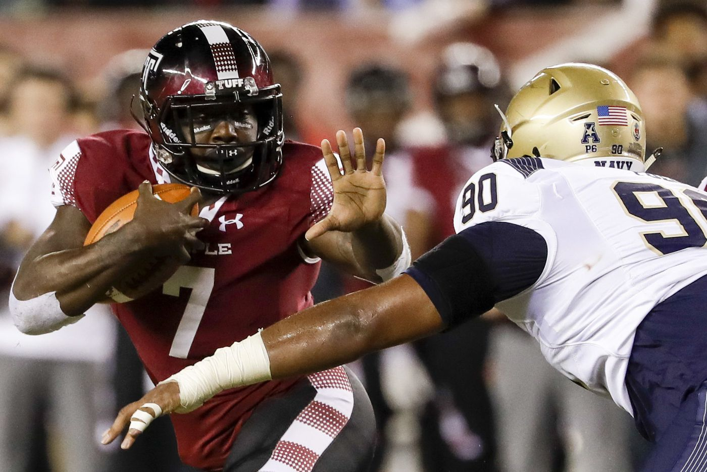If he stays healthy, Ryquell Armstead could be one of the best in the AAC | Temple running backs preview