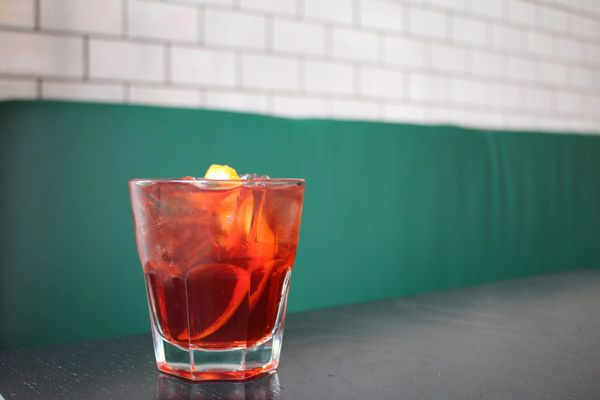 Warming up to the Boulevardier, a whiskey lover's Negroni
