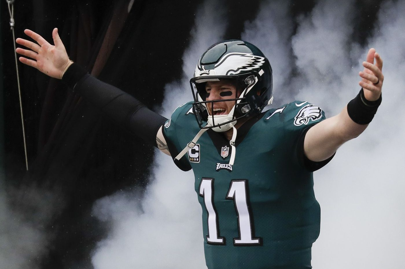 Hallelujah! Carson Wentz returns to give Eagles — and their fans — hope | Marcus Hayes