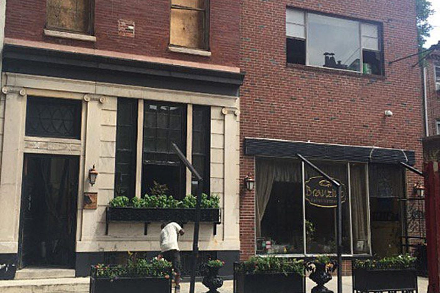Branzino to return to 17th St., with a bar