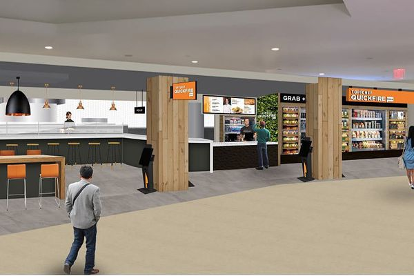 Top Chef Quickfire to open at Comcast Center concourse, serving food inspired by Bravo series