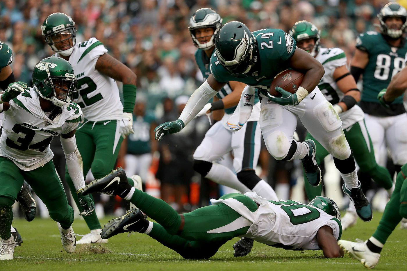 Doug Pederson updates Eagles injuries, says Jordan Howard is trending toward getting bulk of carries