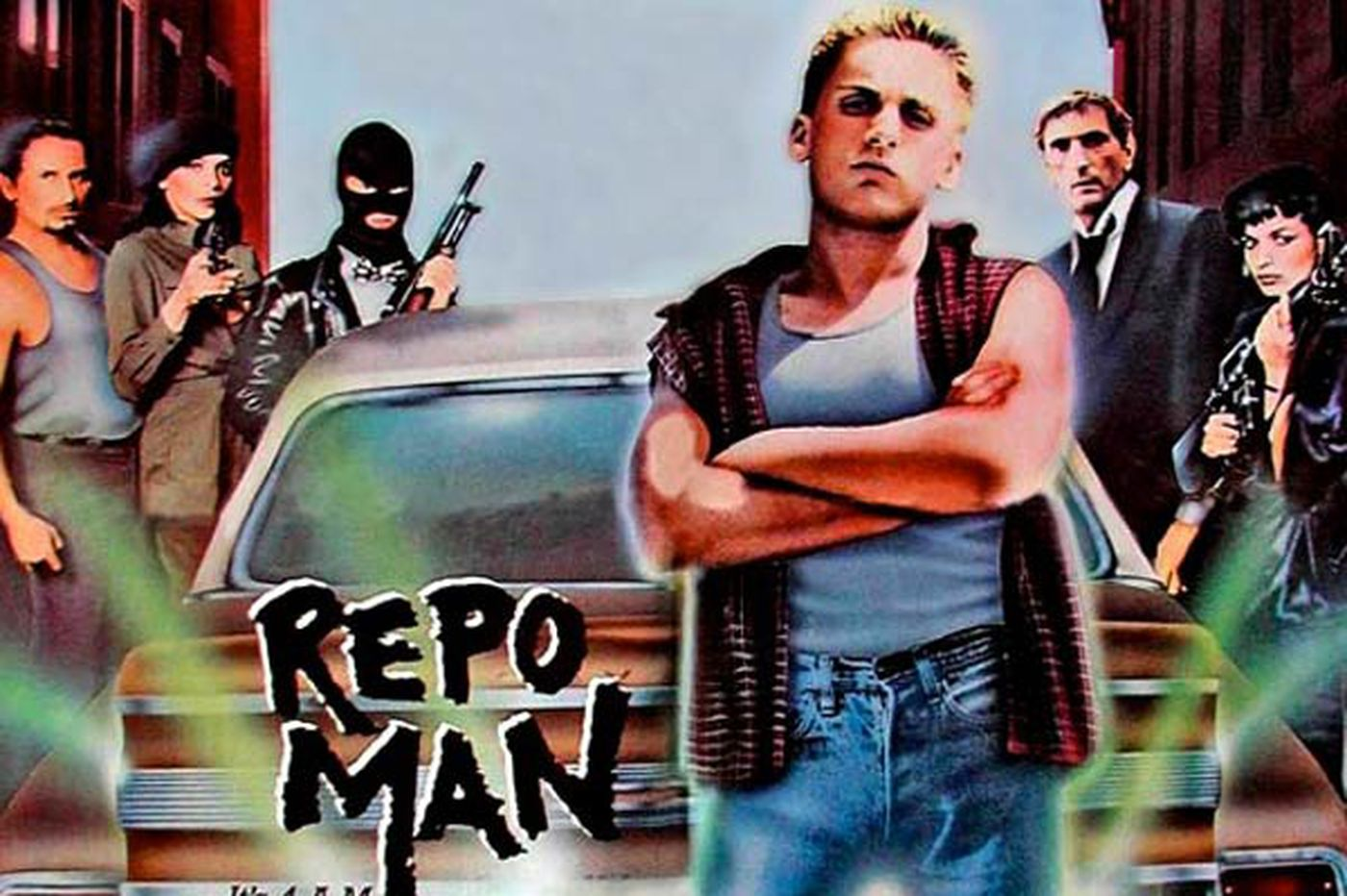 Jawnts: Catch showing of 'Repo Man'