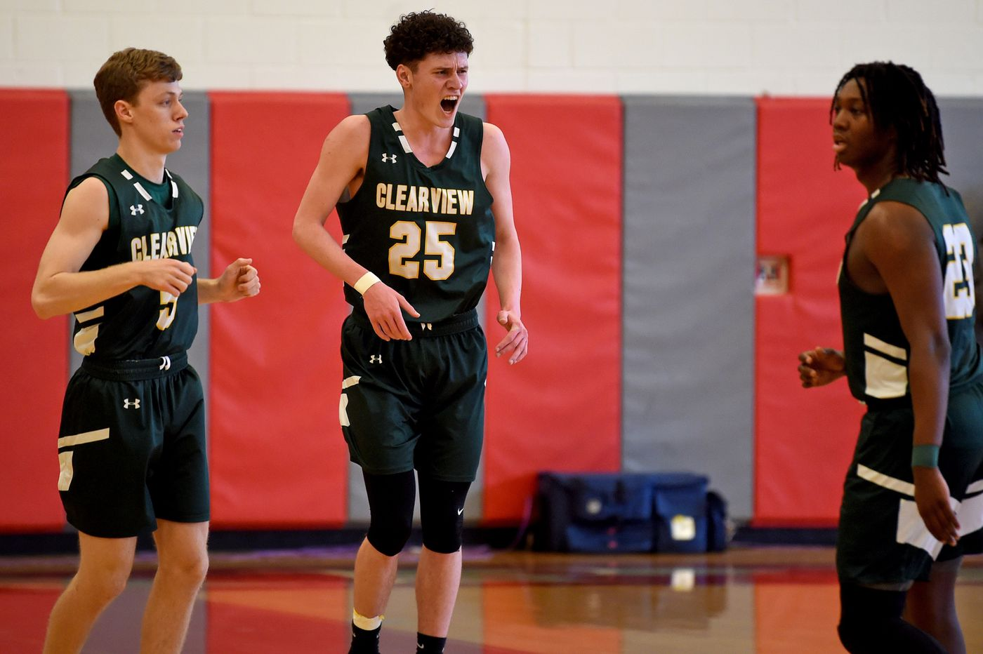 Clearview boys' basketball team reached new heights this season