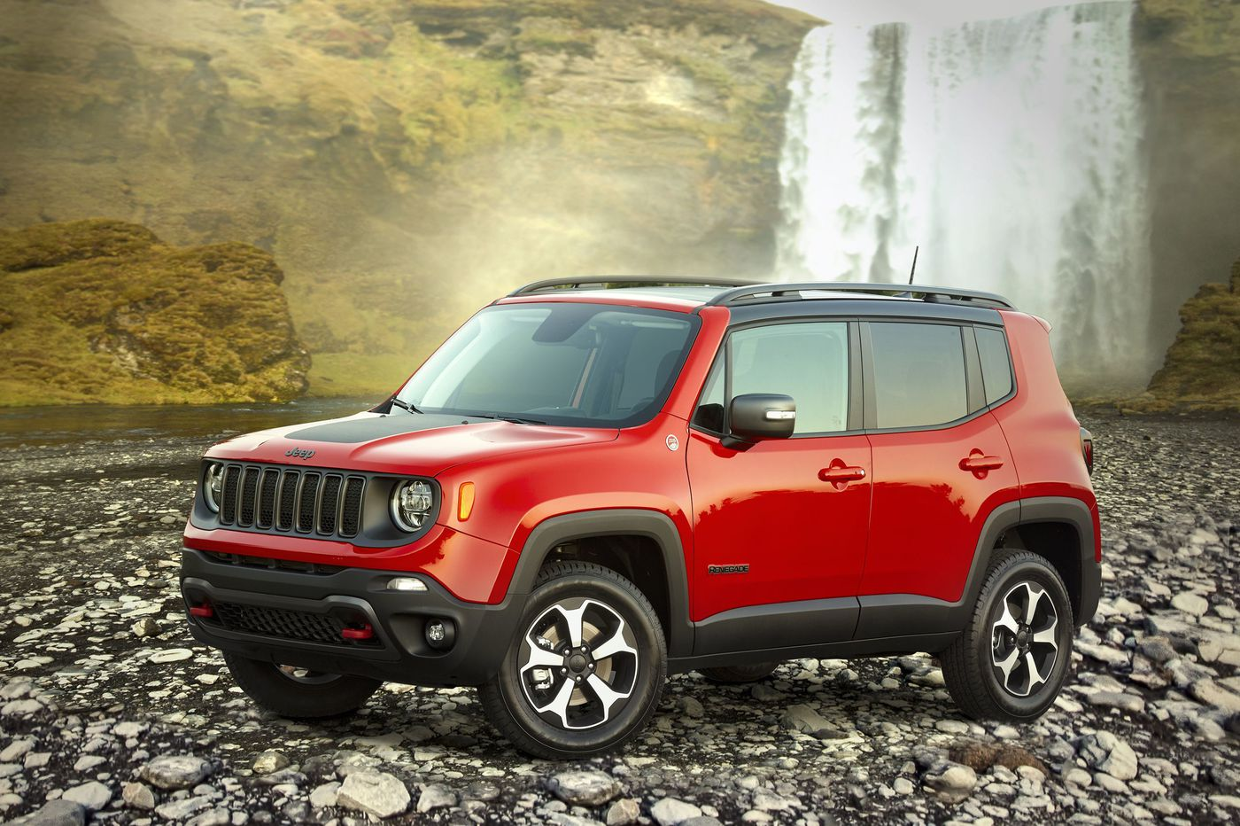 The Renegade is an Italian-flavored Jeep: A taste of Olive Garden
