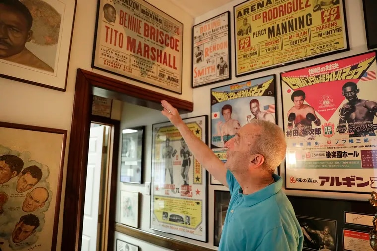 Philly boxing promoter Russell Peltz spent the pandemic turning his career memories into a new book.