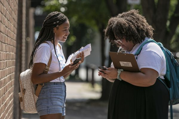 Democrats train students of color in battleground states, hoping to avoid Clinton's 2016 mistakes