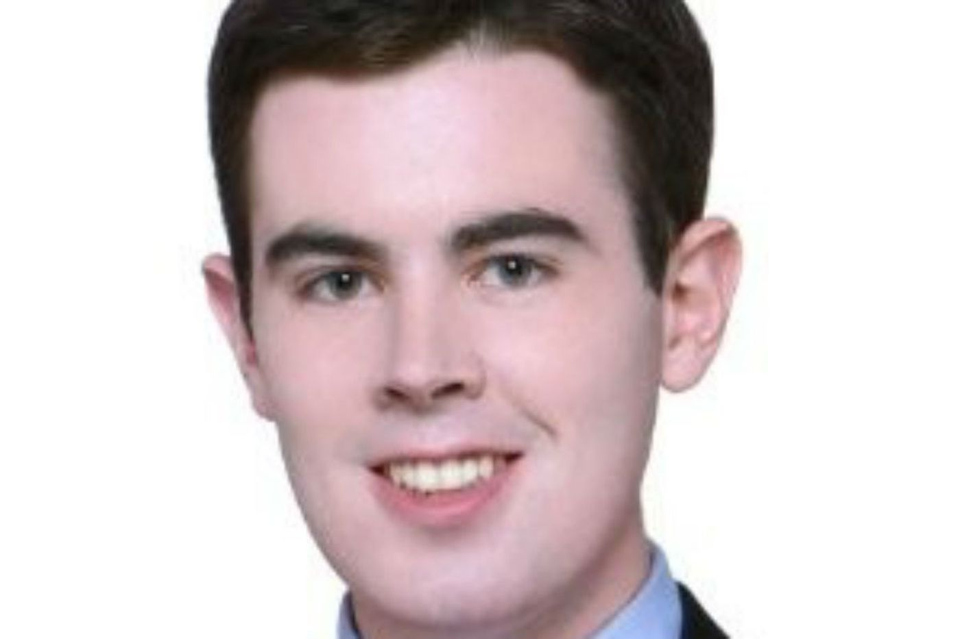 Conor Patrick Devlin, 25, accomplished law student with a passion for Chinese culture