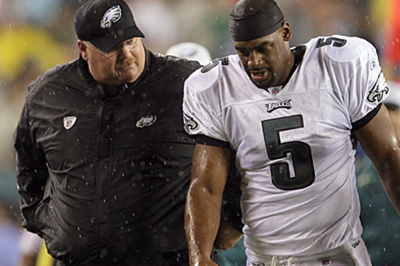 McNabb draws interest mostly from the Raiders