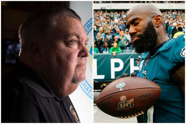 Malcolm Jenkins calls Philly police union president's criticism of his calls for reform a 'distraction'
