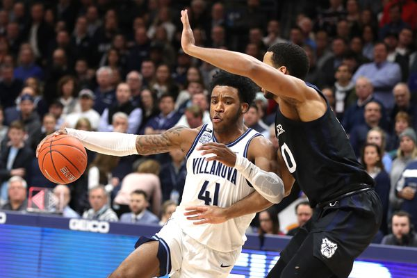 Saddiq Bey's growth spurt helps Villanova in all sorts of ways | Mike Jensen