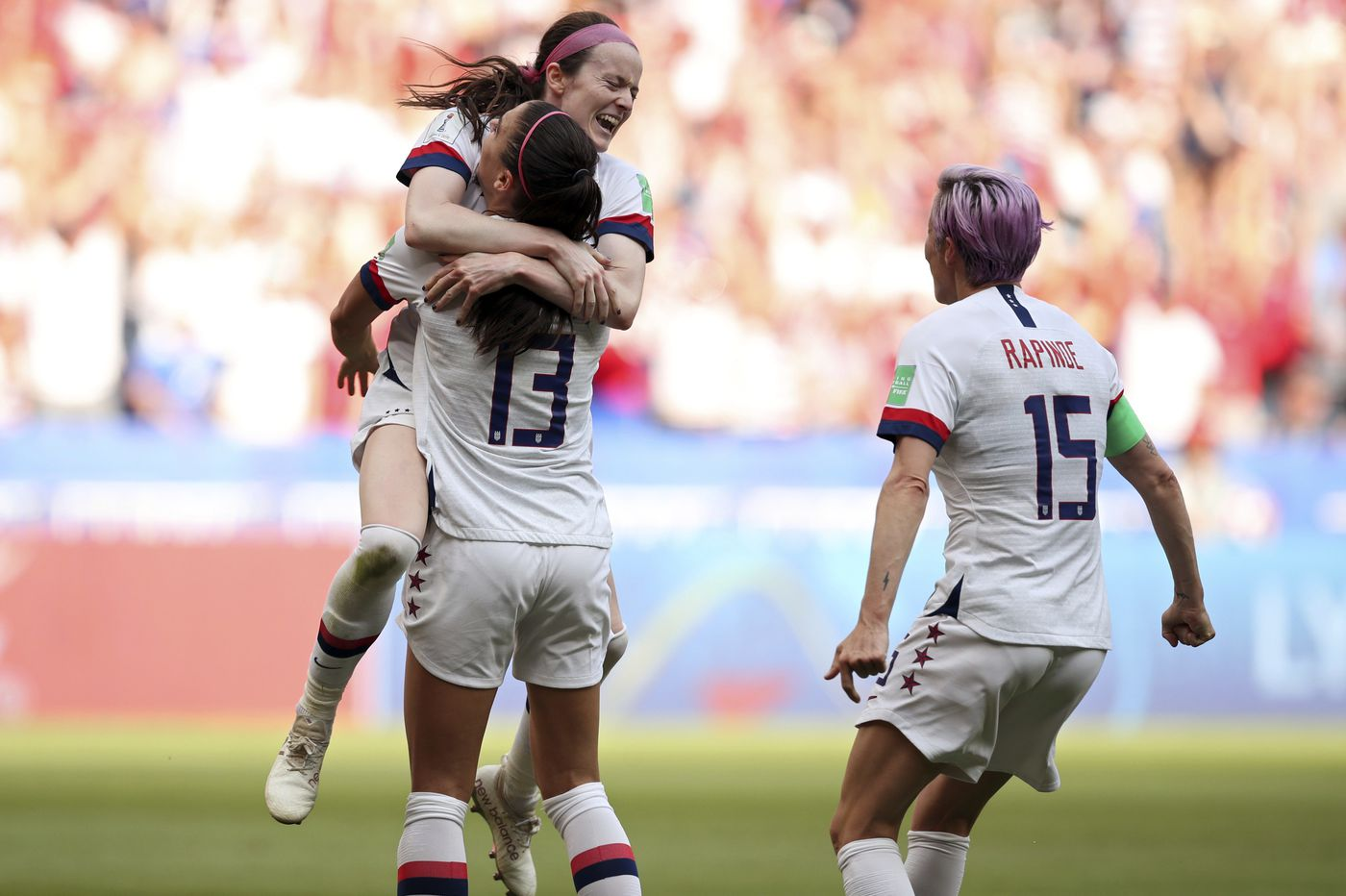How (and maybe why) the U.S. women's national team made millions of fans, including this guy | Marcus Hayes