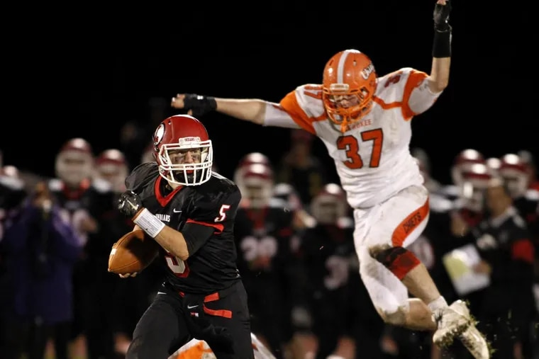 Lenape and Cherokee, shown here last season, are South Jersey powers who could meet again in the South Jersey Group 5 tournament.