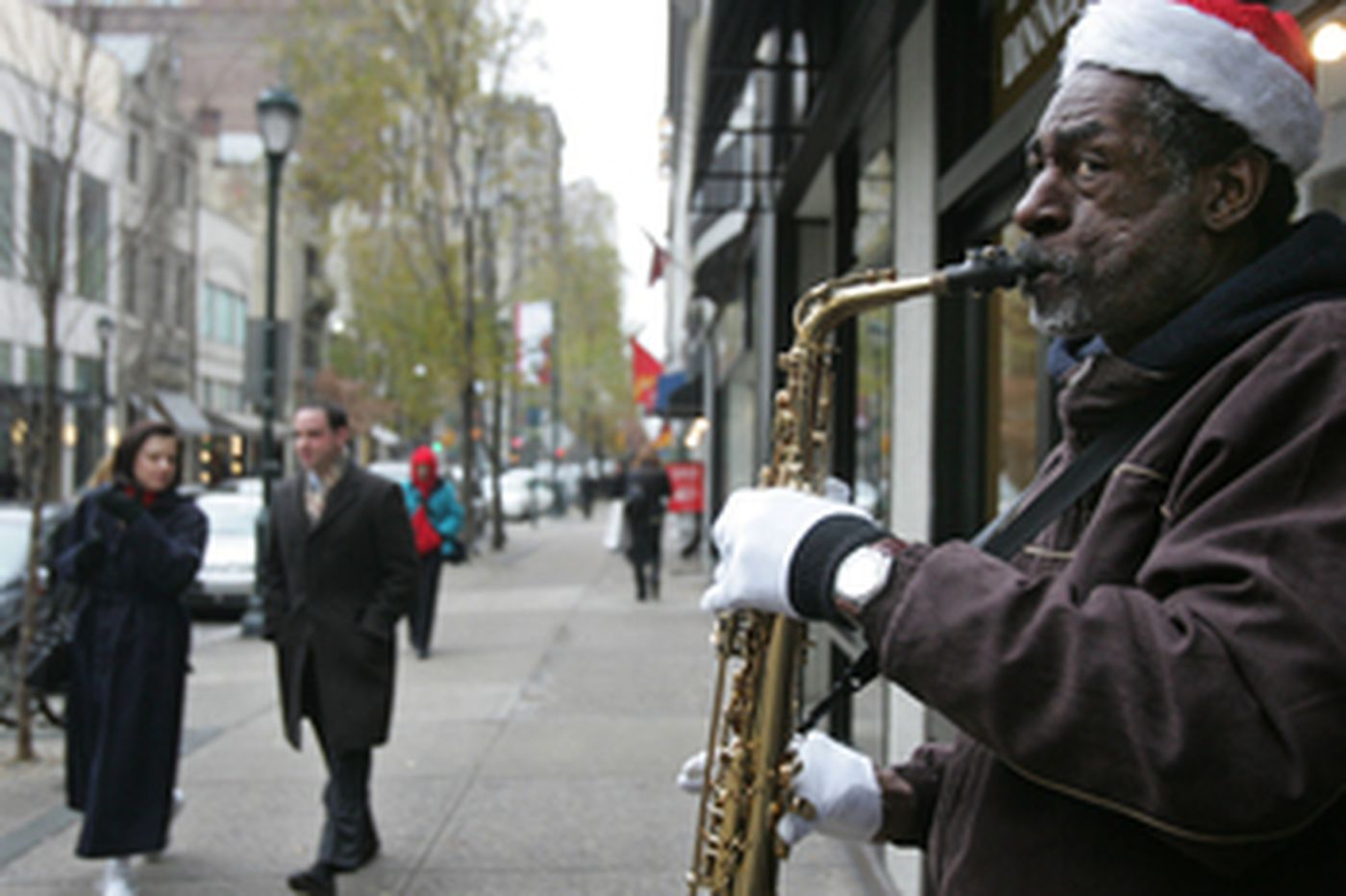 What now for street musicians?