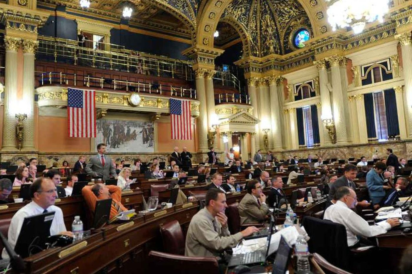 Now is the time to shrink Pa.'s indefensibly large state legislature | Opinion