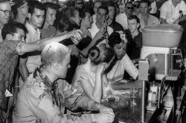 John Salter Jr., activist from lunch counter protest photo, dies at 84
